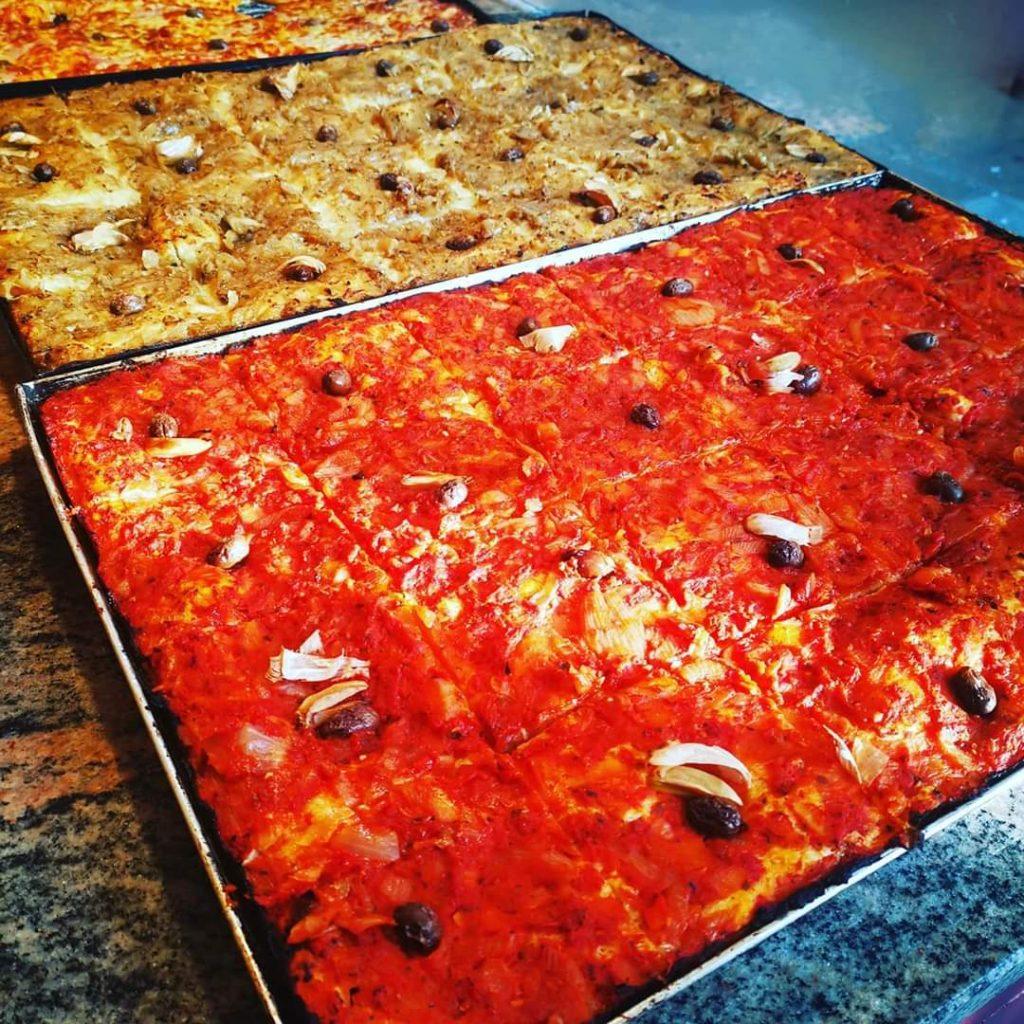 Spécialité culinaire - Pissaladière