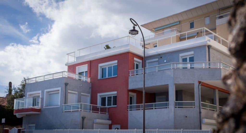 Appart'hotel Villa Horizon - Face - 01