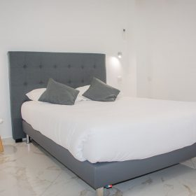 Appartement 2 pieces - lit