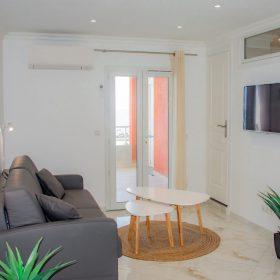 Appartement 2 pieces - salon bis