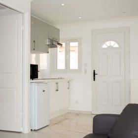 Appartement 2 pieces -salon