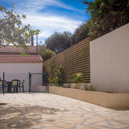 Appartements 2 pièces jardin - cours