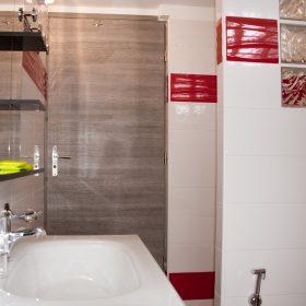 Appartements 2 pièces jardin - salle de bain