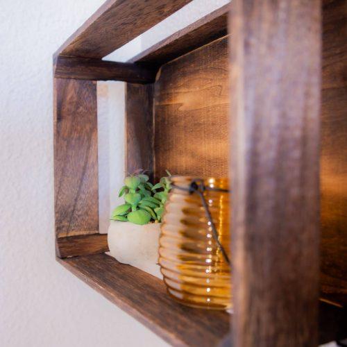 Chambre Confort terrasse - cadre deco