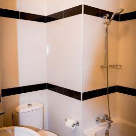 Chambre Confort terrasse - salle de bain