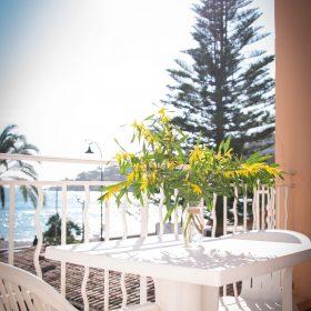 Chambre Standard Vue mer - balcon