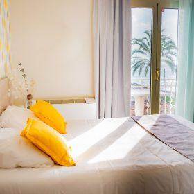 Chambre confort - lit profil
