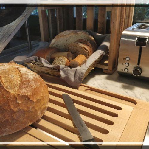 Petit déjeuner - pain