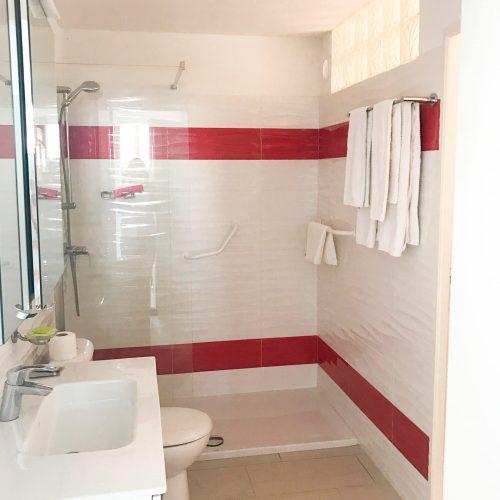 Studio Horizon terrasse RDC - salle de bain