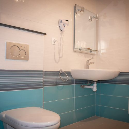 Studio PMR - salle de bain